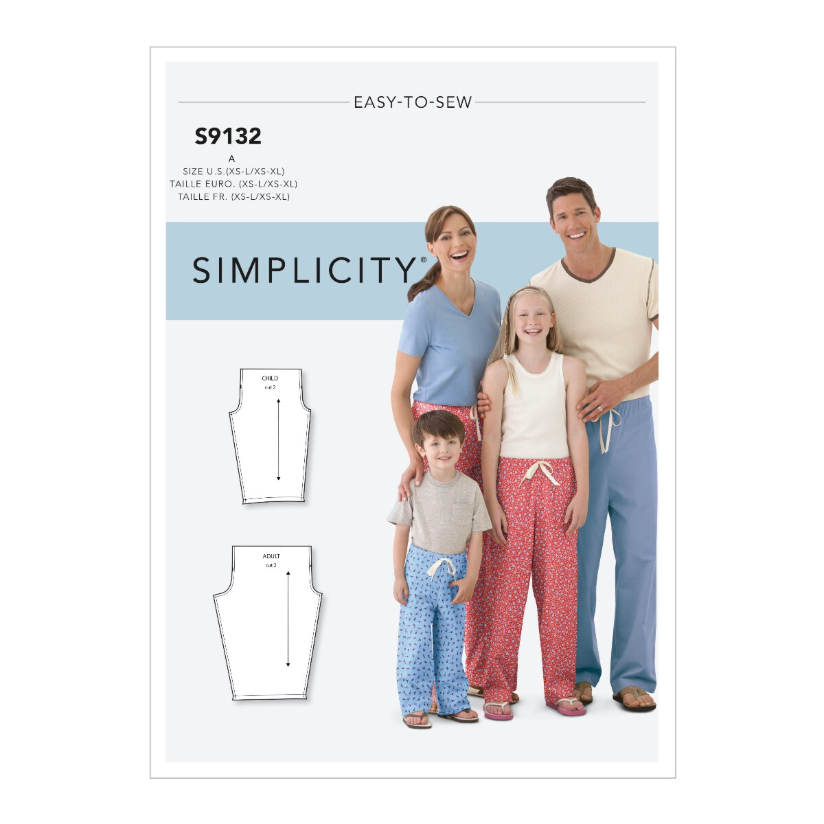 Simplicity - 9132