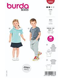 Burda - 9283 t-shirt