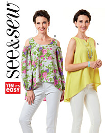 Butterick See & Sew - 6546