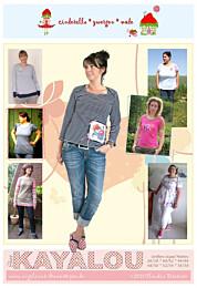 Cinderella Zwergenmode Kayalou dames shirt