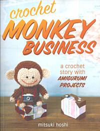 Crochet Monkey Business