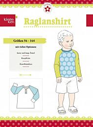 Farbenmix Raglanshirt
