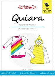 Farbenmix - QUIARA vernieuwd