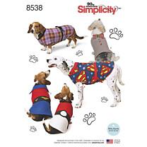 Simplicity 8538