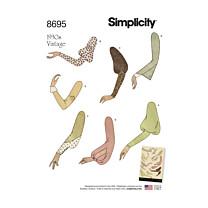 Simplicity 8695