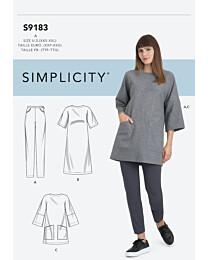 Simplicity 9183