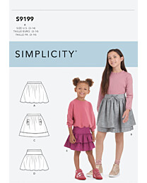 Simplicity - 9199
