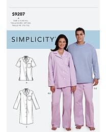 Simplicity 9207