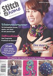 Stitchathome nummer 44 tijdschrift winter