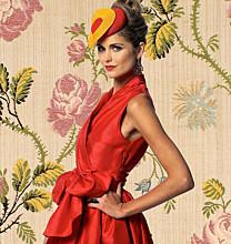 Butterick 5850 vintage jurk