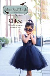 Violette Field Threads Chloe De perfecte feest jurk