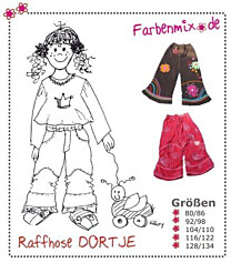 Farbenmix - DORTJE
