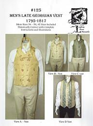 Laughing Moon Mercantile 125 vest