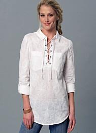 McCall's - 7391 Shirt, jurk