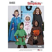 Simplicity 8483
