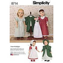 Simplicity 8714