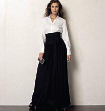 Vogue - 8955 wijde broek