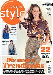 Fashion Style 11 2021
