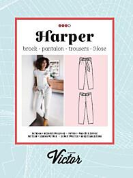 La Maison Victor - Harper broek