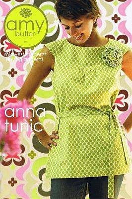 Amy Butler - Anna Tunic