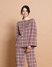 Knipmode 1021 - 17 - Sweater