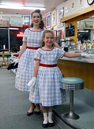 Sense and Sensibility - 1958 Girls' Party Dress