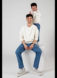 Knipmode 0921 - 01 - Sweater