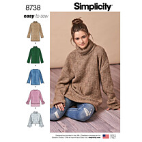 Simplicity - 8738