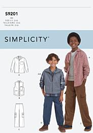 Simplicity - 9201