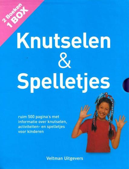 Knutselen en spelletjes BoekBox ISBN 9789048306541
