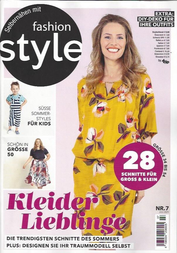 Fashion Style 7 2021
