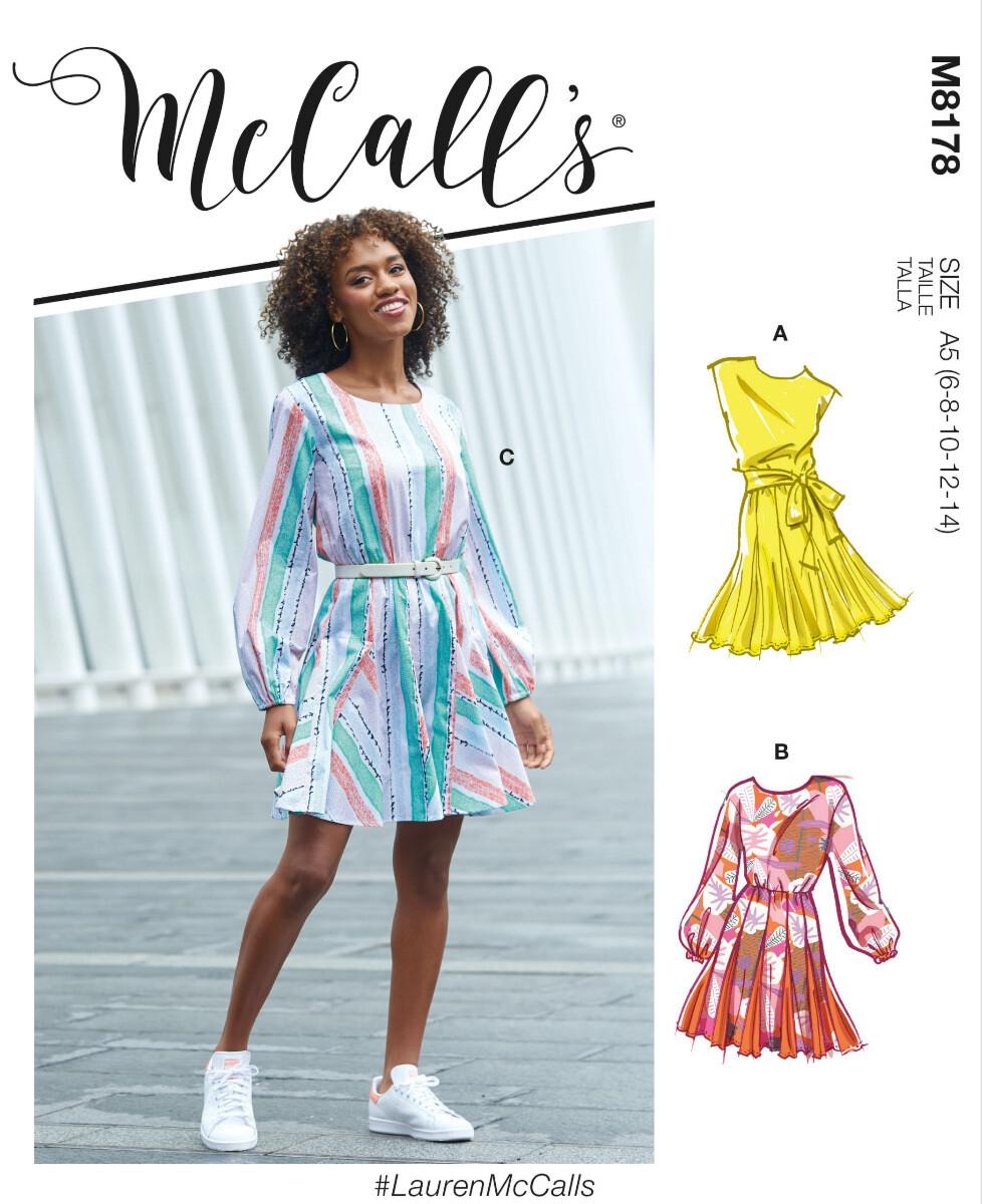 McCall's - 8178 Lauren