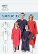 Simplicity 9211