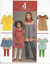 McCall's - 5695 shirt, jurk