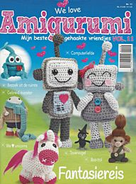We love Amigurumi 11