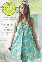 Amy Butler - Mini dress, tunic and tops