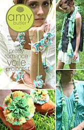 Amy Butler Pretty romance voile projects