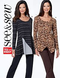 Butterick See & Sew - 6505