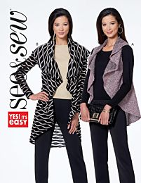 Butterick See & Sew - 6508