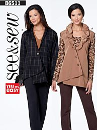 Butterick See & Sew - 6511