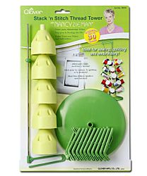 Clover Stack 'n Stitch Thread Tower