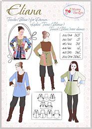 MaMu Design Eliana tuniek blouse