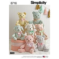Simplicity 8716