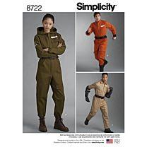 Simplicity 8722