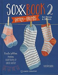 Soxx Book 2 Family + friends