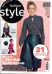 Fashion Style 11 2020