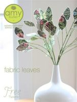 Amy Butler Fabric Leaves