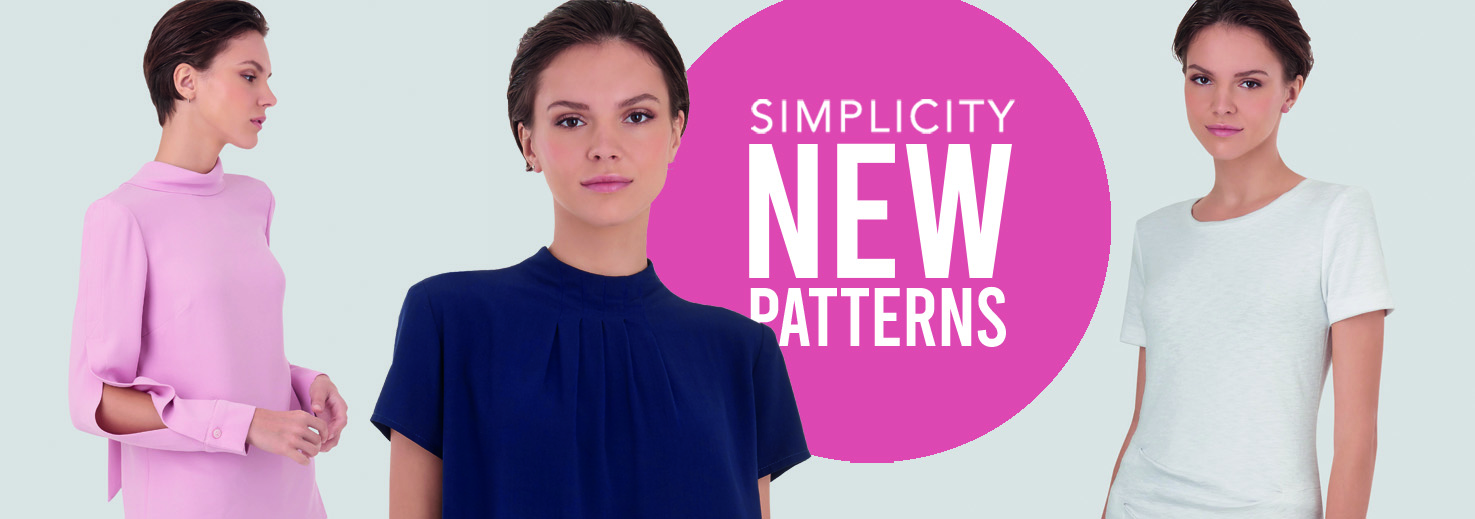 New Simplicity patterns