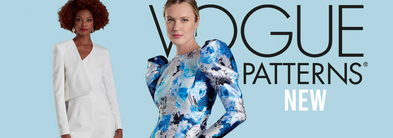 New Vogue patterns